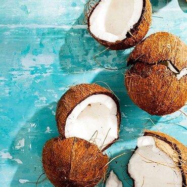 Hei poa kokosolie