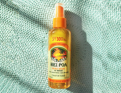 Sun Oil SPF 30 Tiare